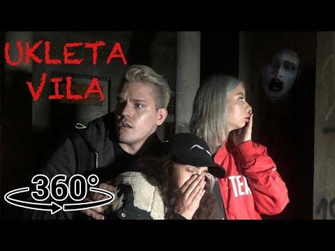 HOROR PRIČE U UKLETOJ VILI | 360 Horor Priče | Dennis Domian & Saamo Petraa & Gloria Berger