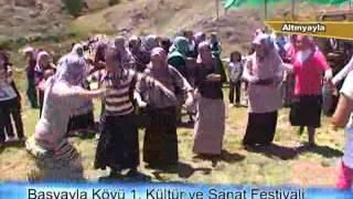 Başyayla Köyü 1.Kültür ve Sanat Festivali-6
