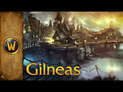 World of Warcraft - Music & Ambience - Gilneas