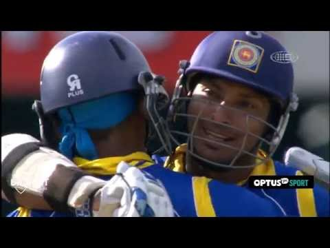 From the Vault: Sanga smashes it in Hobart