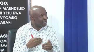 TUJADILIANE - NAIBU WAZIRI  WA NCHI OFISI YA M/ RAIS MUUNGANO NA MAZINGIRA  Mussa Sima 2019