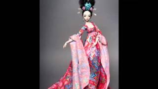Vintage Ancient Chinese Porcelain Dolls | Picture Ideas Of Rare Decorative & Beautiful Art