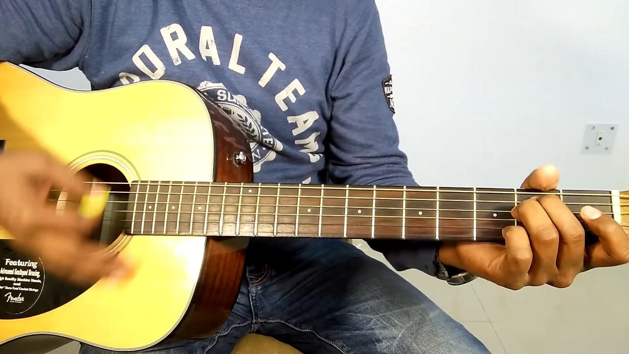 Teri Deewani Malefemale Scale Chords Complete Guitar Cover
