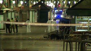 Испанская полиция ищет террористов