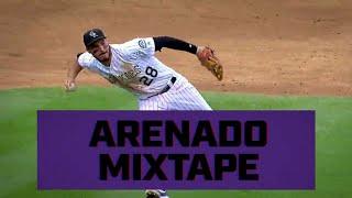 Nolan Arenado's JAW-DROPPING defensive plays
