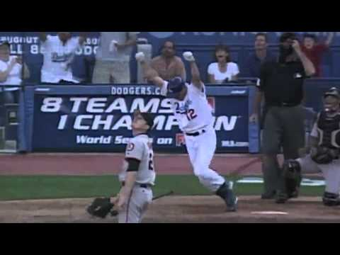 Dodgers Greatest Moments
