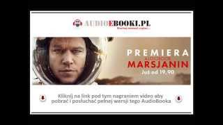 MARSJANIN - Audiobook Mp3 - Andy Weir - Trailer PL (Książka Audio). Mp3