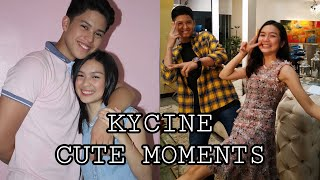 KyCine/KyleCine Cute Moments - Kyle Echarri and Francine Diaz