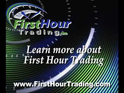Michael - First Hour Trader from Baltimore
