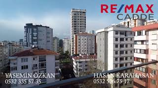 REMAX CADDE - Yasemin Özkan/Hasan Karahasan - CADDEBOSTAN SAHİLDE PRESTİJLİ BİNADA A-PLUS 3+1 DAİRE