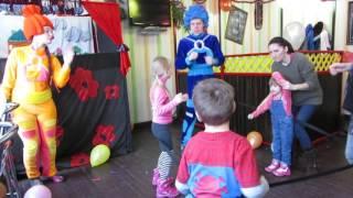 Танцевальный конкурс для детей