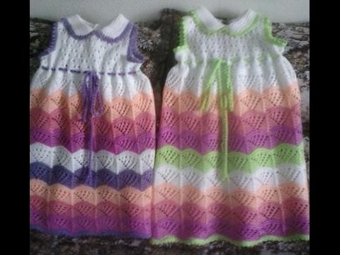 Imagenes De Vestidos Tejidos A Crochet Para Niña Tejidos Crochet