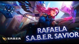 Mobile Legends: Bang Bang!  Rafaela New Skin |S.A.B.E.R. Savior|