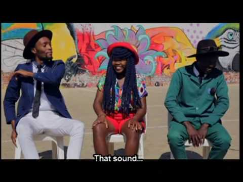 100% Youth 4 - Episode 1:  African Rhythm Production band
