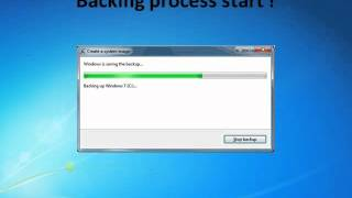 Fix Windows 7 Backup Error