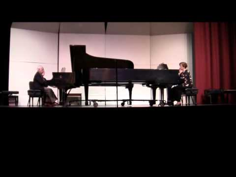 David sergio and Jane Bugbee Live at Millard Auditorium Part 3