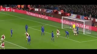 Antonio Rudiger own goal vs Arsenal 24/1/2018