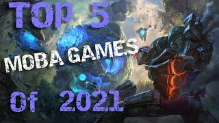Best Free Moba Gaṁes You Need to Play in 2021!!