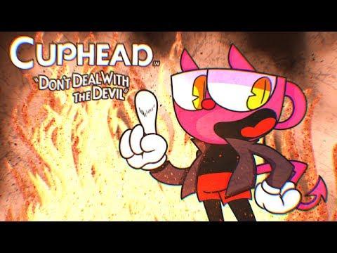 Cuphead CO-OP - Stream 1