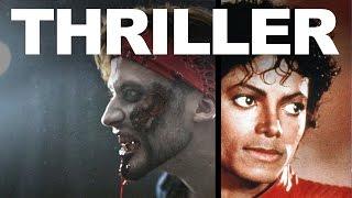 THRILLER (Michael Jackson) // Jonathan Young Keytar-fusion-rock Cover