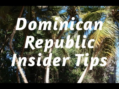 🇩🇴Dominican Republic Vacation | Travel Guide🇩🇴