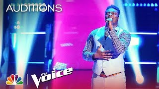 "kirk Jay Wows with Rascal Flatts' ""Bless the Broken Road"" - The Voice 2018 Blind Auditions"