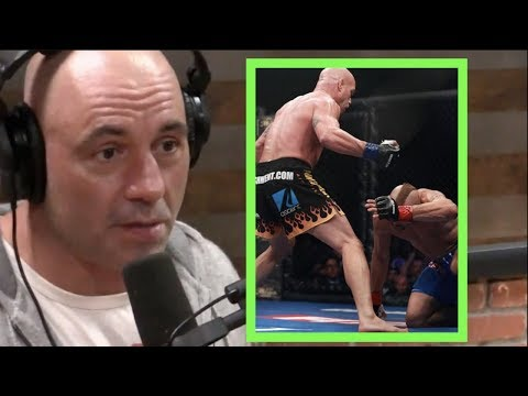 Joe Rogan on Chuck Liddell Being KO'd by Tito Ortiz