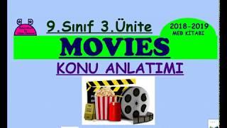 İngilizce 9. sınıf 3. Ünite Movies Konu Anlatımı