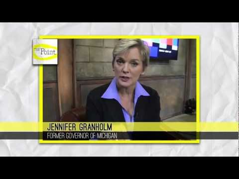 Jennifer Granholm on Taxes - The Point