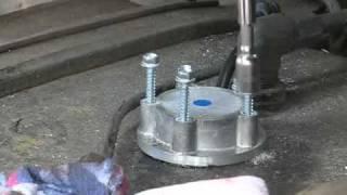 Fuel level sensor Strela installation - Установка ДУТ Стрела