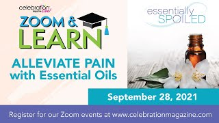 How Essential Oils Can Alleviate Your Pain