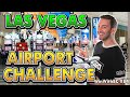 ✈️ Making A Profit To Fly Home From LAS VEGAS ✈️ Airport Challenge.
