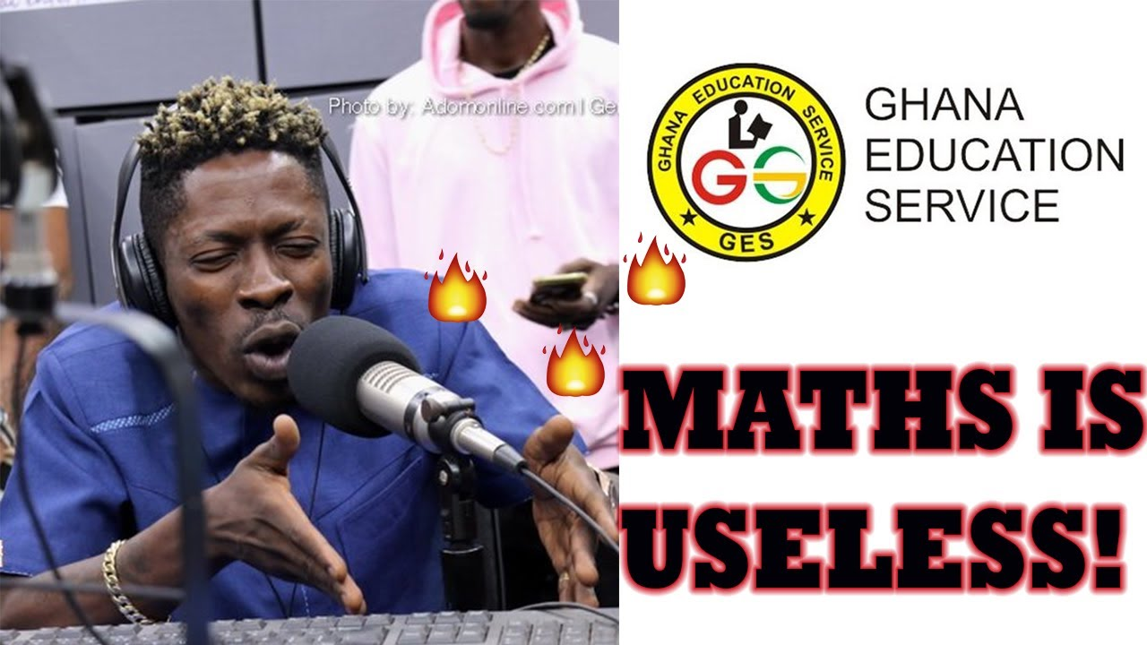 Shatta Wale Goes Hard On Ghana Education System - Our Teachers Lied To Us, Mathematics Is Useless!!