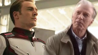 MARVEL CONFIRMS Captain America TIMELINE THEORY!