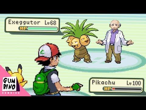 Ash vs Professor Oak - how the LAST Pokémon episode will be (parody)