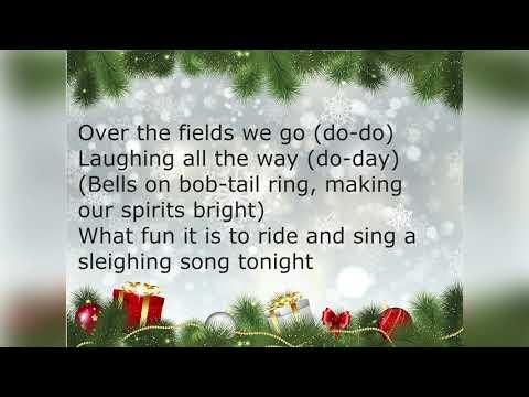 J.I.N.G.L.E Bells | Frank Sinatra Lyrics