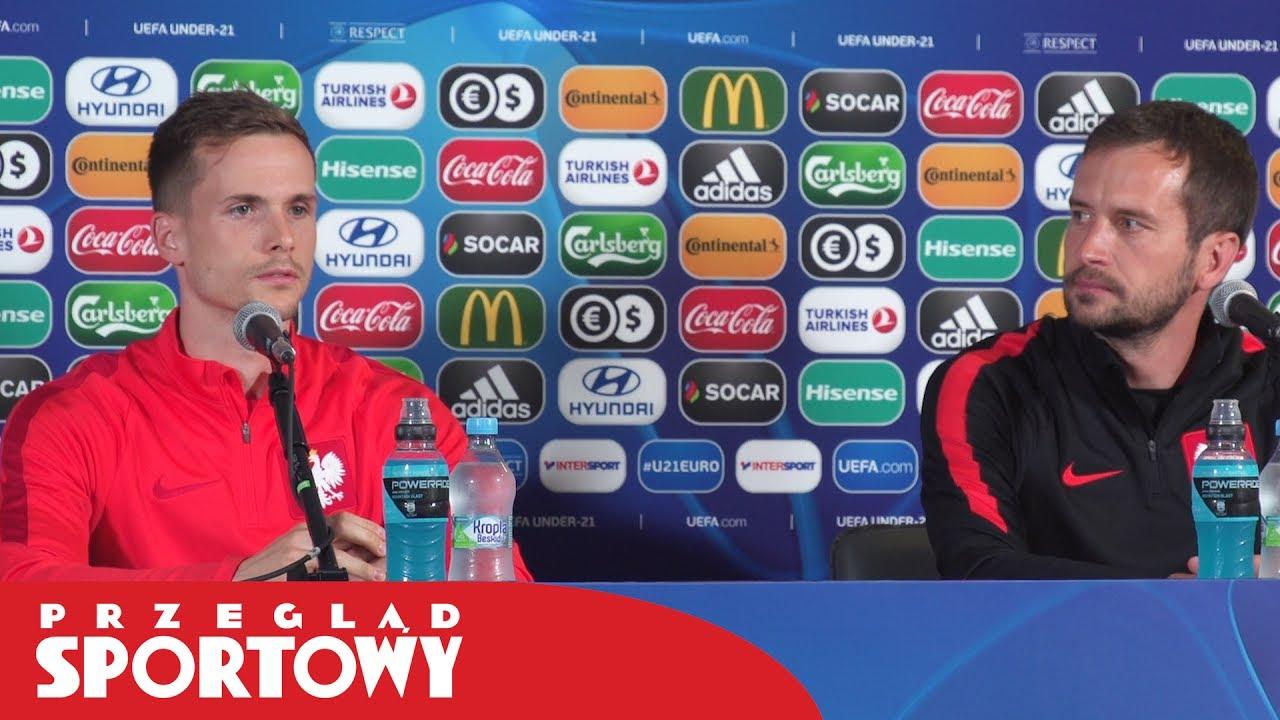 EURO U21. #Dorna i #Kędziora przed meczem Polska – Szwecja