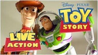 Toy Story 1 HD  -  Filme Infantil Dublado Completo Live Action