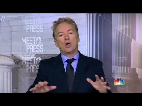 Rand Paul on Donald Trump's Sh**Hole Comments