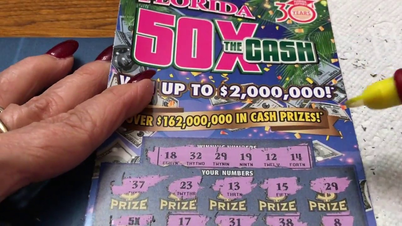 Chance Code Florida Lottery Second