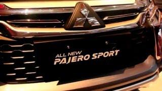 Inilah Tampilan Depan All New Pajero Sport yang Super Keren - Raja Mobil