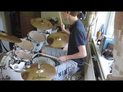 Avenged Sevenfold: Tension (Drum Cover)
