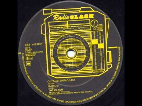 """The Clash """"Outside Broadcast"""" (This Is) Radio Clash Remix"""