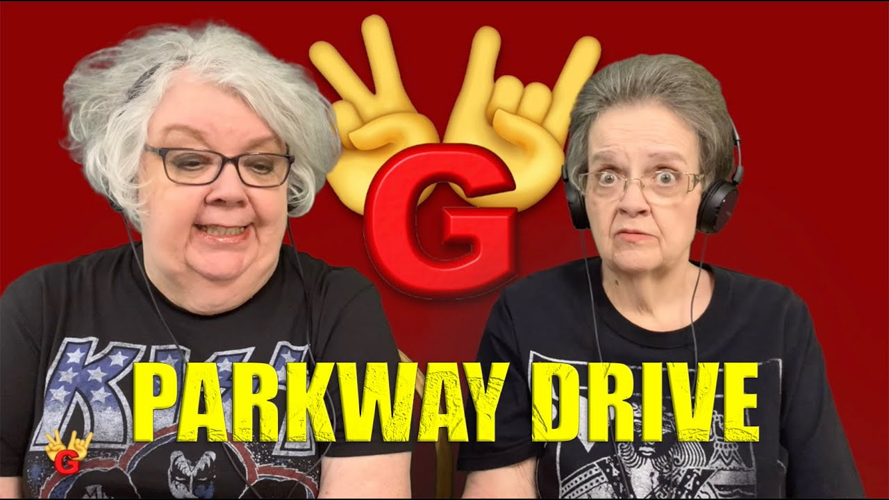 2RG - Two Rocking Grannies Reaction: PARKWAY DRIVE - THE VOID (LIVE AT WACKEN)