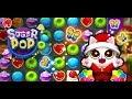 Happy Christmas with Sugar POP : Puzzle Master