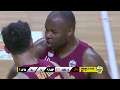 PERBASI CUP 2017 SILIWANGI VS SATRIA MUDA