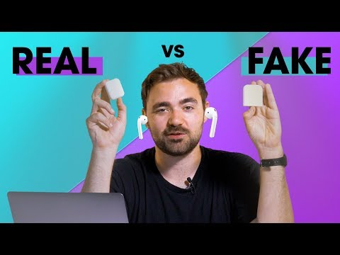 We ordered fake $5 AirPods on Wish.com and it turns out they suck!