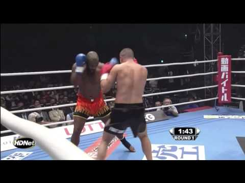 K-1 World GP 2016 Final 16 Gokhan Saki vs. Freddy Kemayo