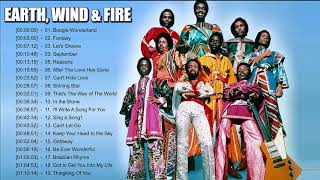 Earth, Wind Fire Greatest Hits Full Album 2020 - Best Songs Of Earth, Wind Fire