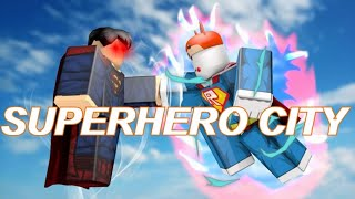 Roblox |⚡ Superhero City[RELEASE] | all side quests/all codes (roblox)
